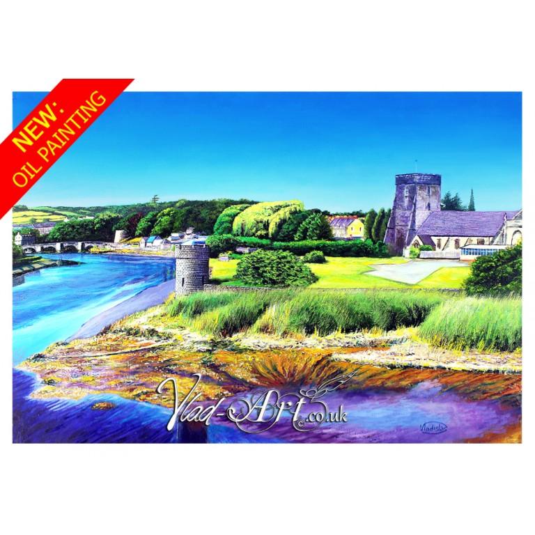 Cardigan from Priory Bridge