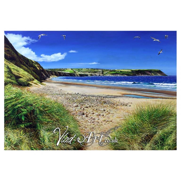 Penbryn beach near Aberporth