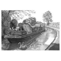 Kalolo narrow boat